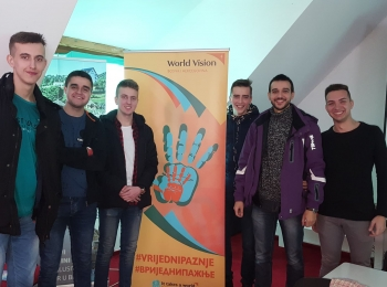 """Članovi Udruženja mladih """"BaUM"""" učestvuju na treningu o pisanju projekata"""