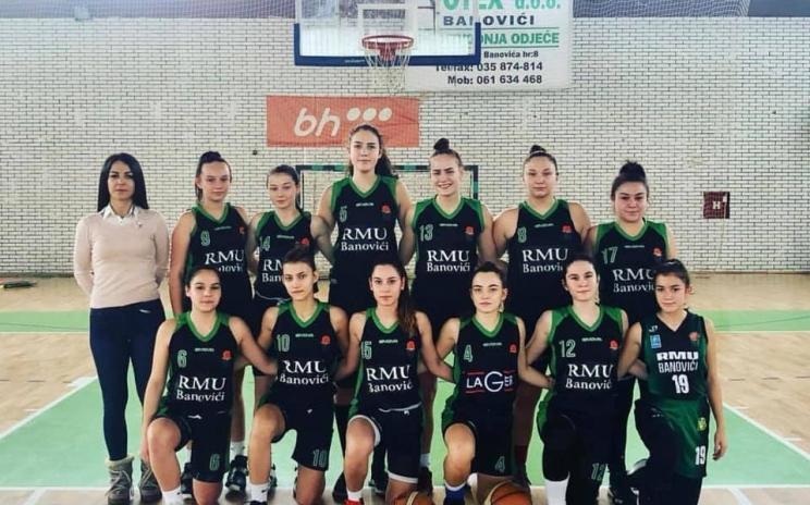 Banovićanke zauzele 5. mjesto na Final-Four WABA U17 turniru u Beogradu