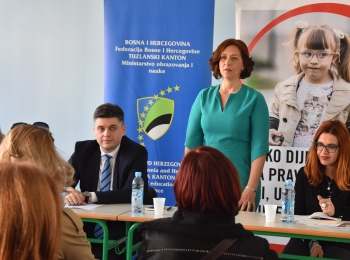 Novi Centar za razvoj inkluzivnih praksi u Banovićima