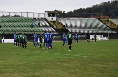 FK Budućnost – NK Široki Brijeg 1/16 Kup BiH