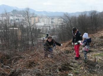 Izviđači iz Banovića očistili Vidikovac