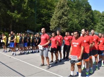 """Završen prvi Memorijalni turnir """"Aldin Šarić"""""""